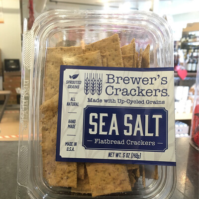 Brewer's Flats Sea Salt
