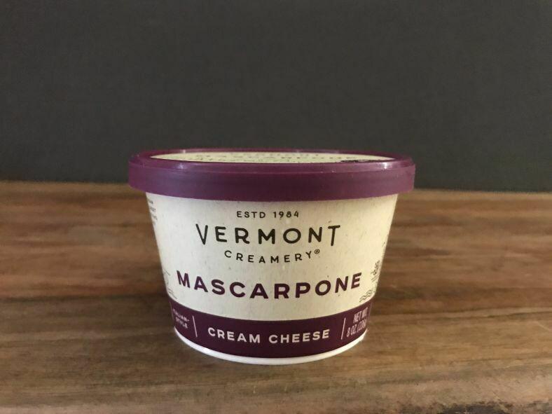 Mascarpone - Vermont  8oz