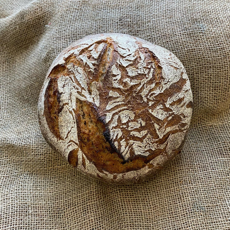Clear Flour German Rye 1/2