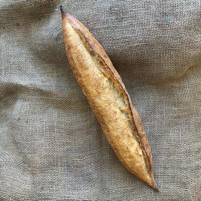 Clear Flour Baguette, Ancienne