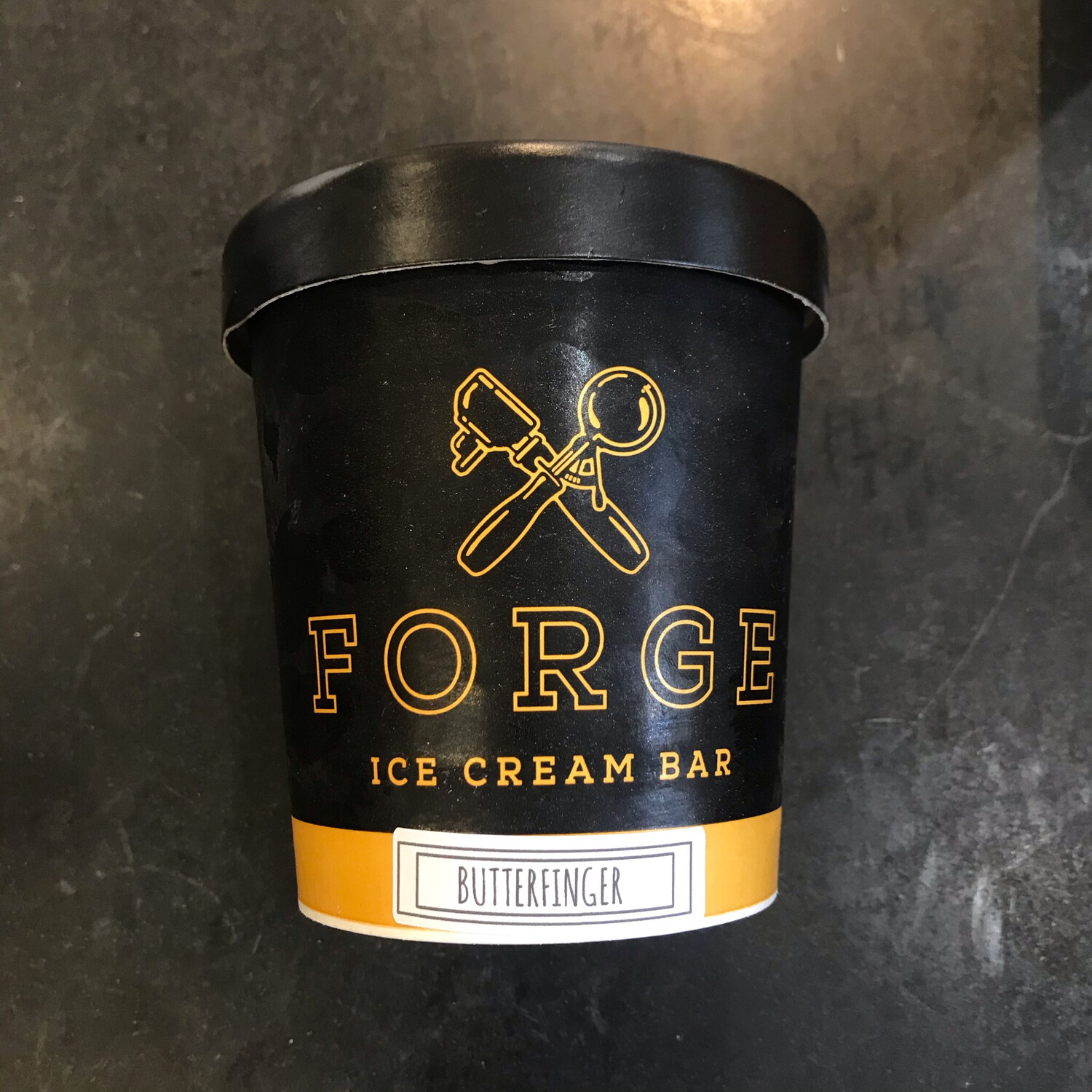 Forge Butterfinger Ice Cream