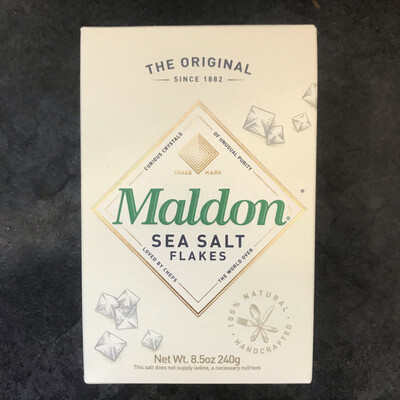 Salt, Maldon Sea 8.5 oz