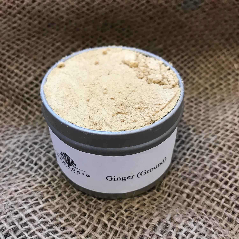 Ginger, ground - pkg