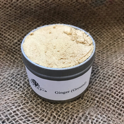 Ginger, ground - pkg