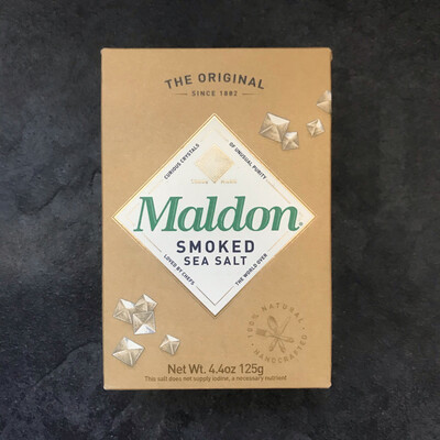 Salt, Maldon Smoked 4.4oz