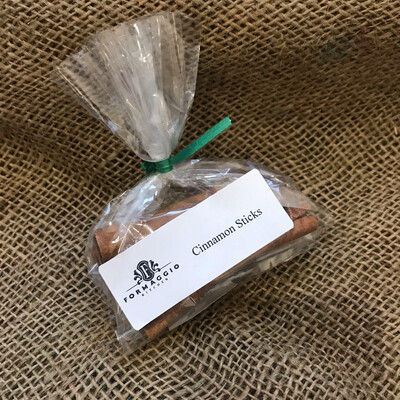 Cinnamon Sticks, Cassia - pkg