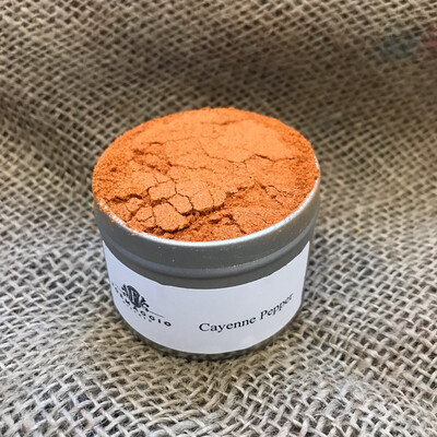 Cayenne pepper - 4oz pkg