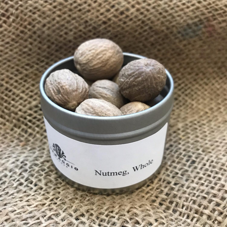 Nutmeg, whole - pkg