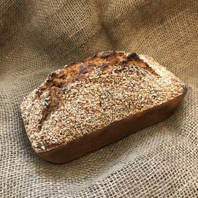 Clear Flour Dinklebrot