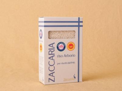 Zaccaria, Arborio Rice 1kg