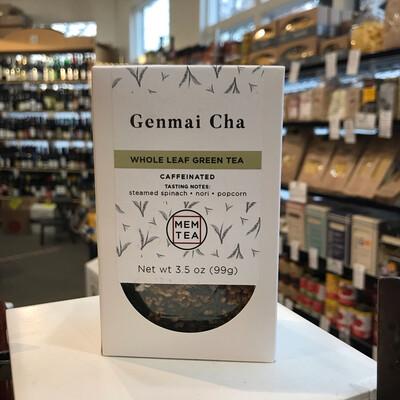 MEM Tea Genmai Cha 3.5 oz