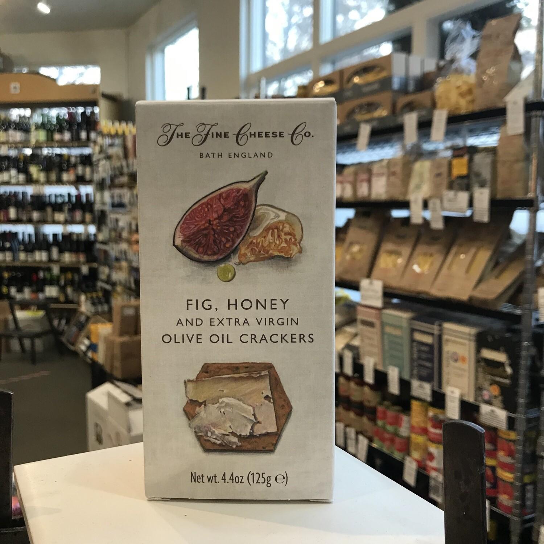Fine Cheese Fig Honey Crackers