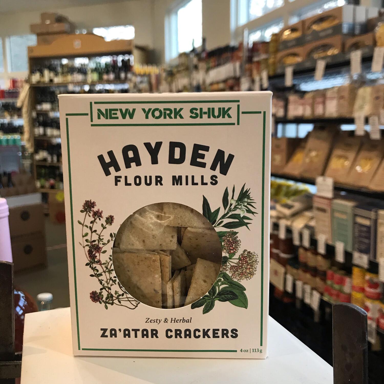 Hayden Mills Za'atar