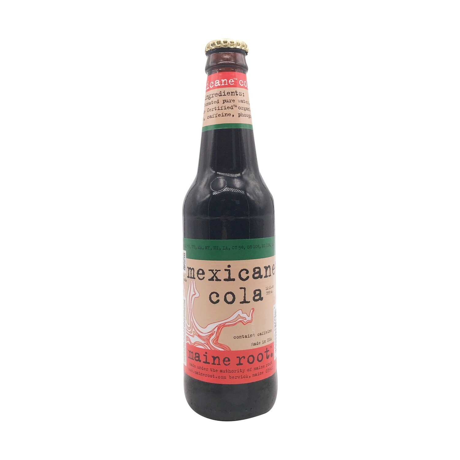 Maine Root Mexican Cola 12oz