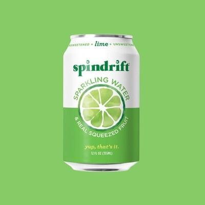 Spindrift Seltzer - Lime