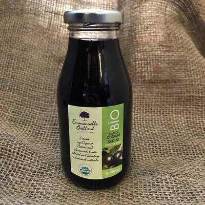 Nectars de Bourgogne Cassis BIO 250ml