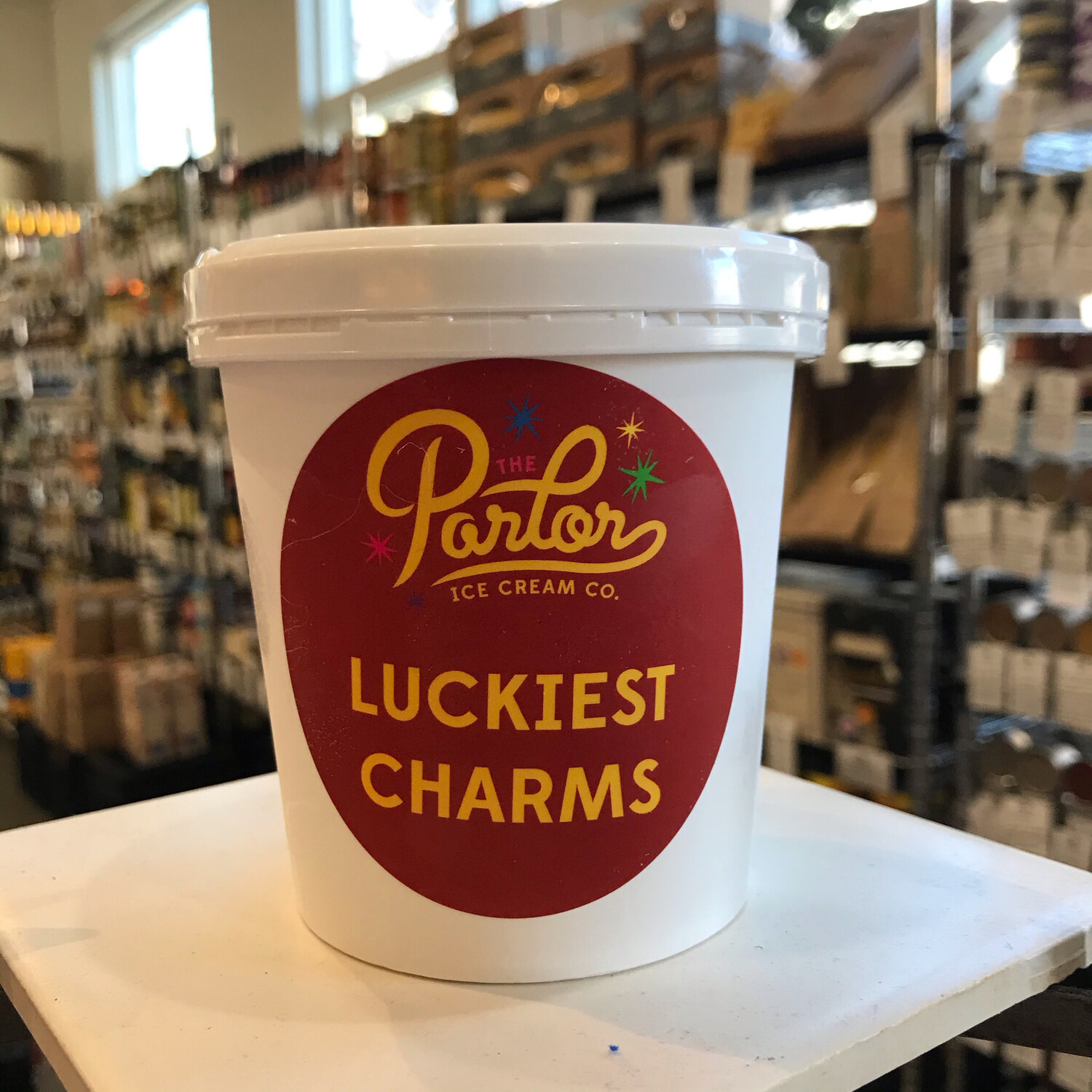 Parlor Luckiest Charms