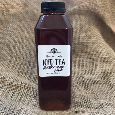 Formaggio Mint Iced Tea