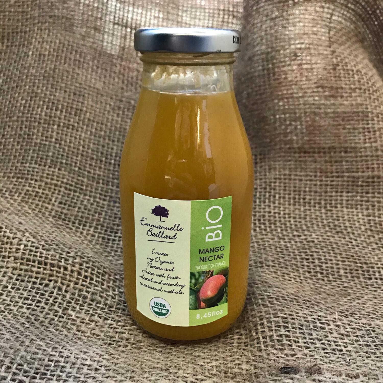 Nectars de Bourgogne Mango BIO 250ml