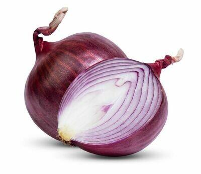 Onion, Red  - 1/2 Pound