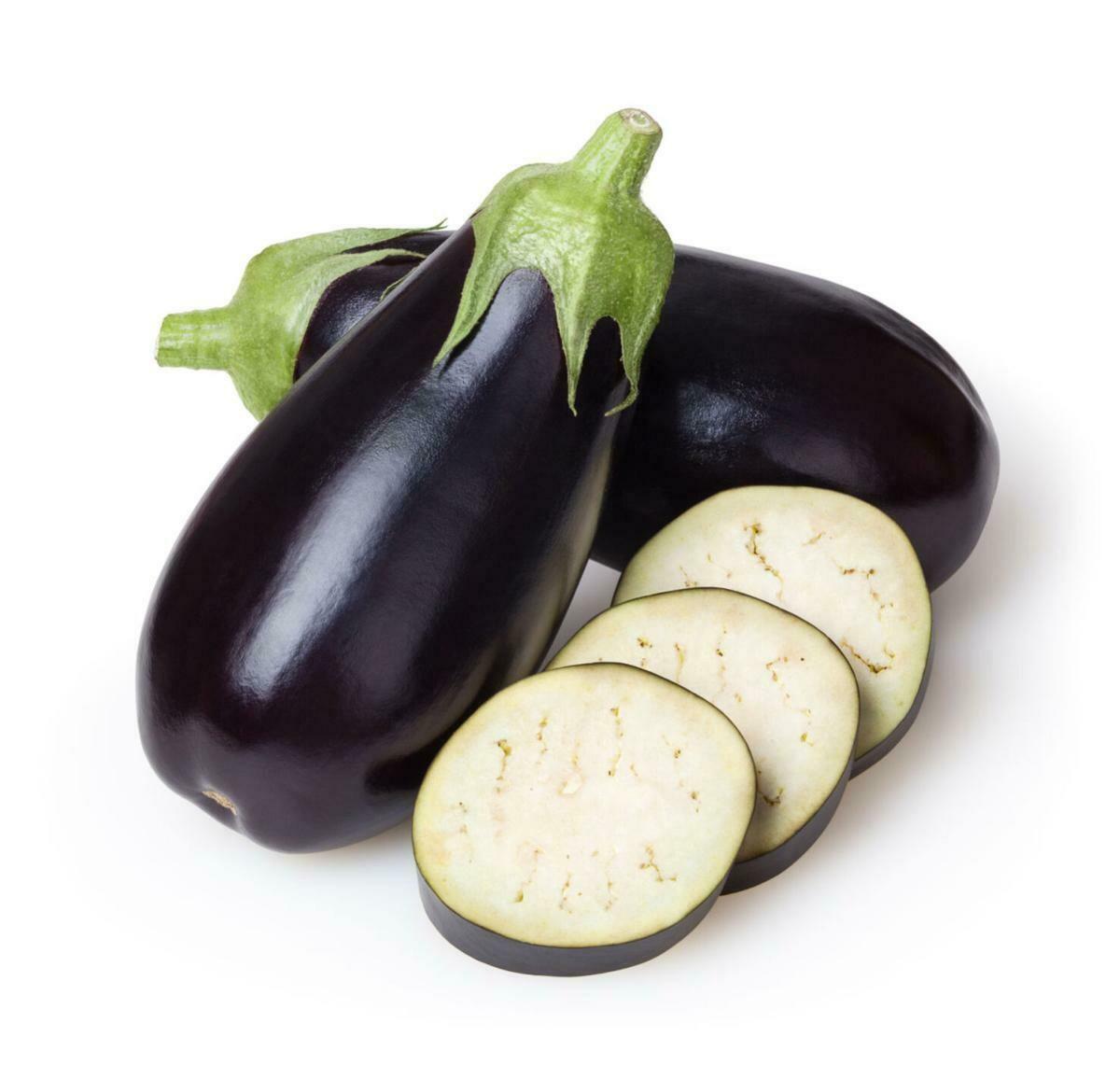 Eggplant, LOCAL  - 1/2 Pound