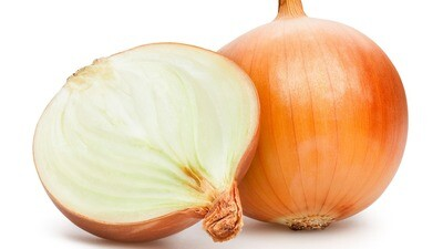 Onion, Yellow  - 1/2 Pound