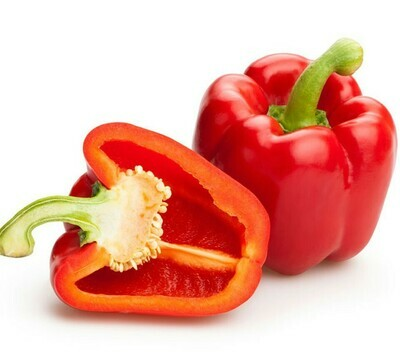 Peppers, Bells  - 1/2 Pound