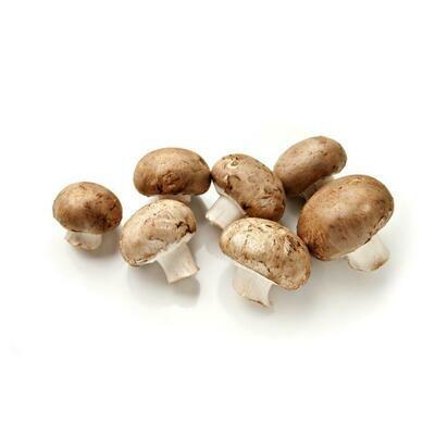 Mushrooms, Cremini  - 1/2 Pound