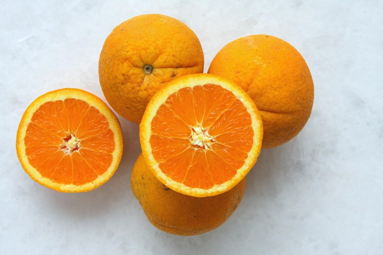 Oranges, Navel - 1 Pound