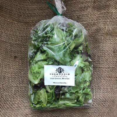 Greens, Mesclun  - 1/2 Pound