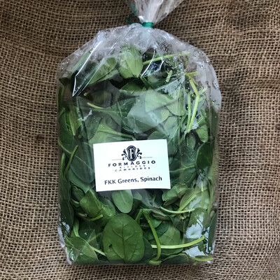 Greens, Spinach ORG  - 1/2 Pound