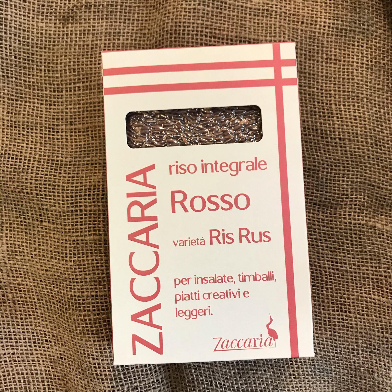 Zaccaria, Riso Rosso 1kg