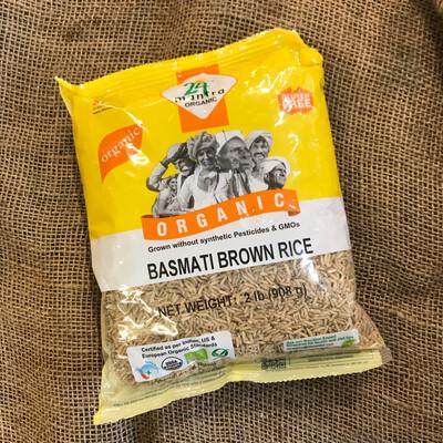 Mantra Basmati Brown Rice 2lb