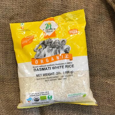 Mantra Basmati White Rice 2lb
