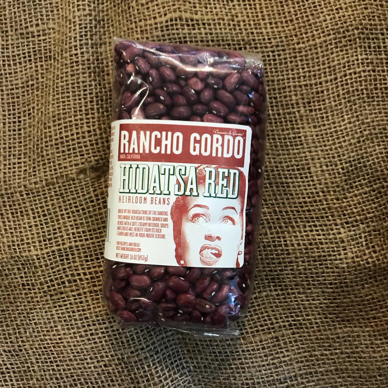 Rancho Gordo Hidatsa Red