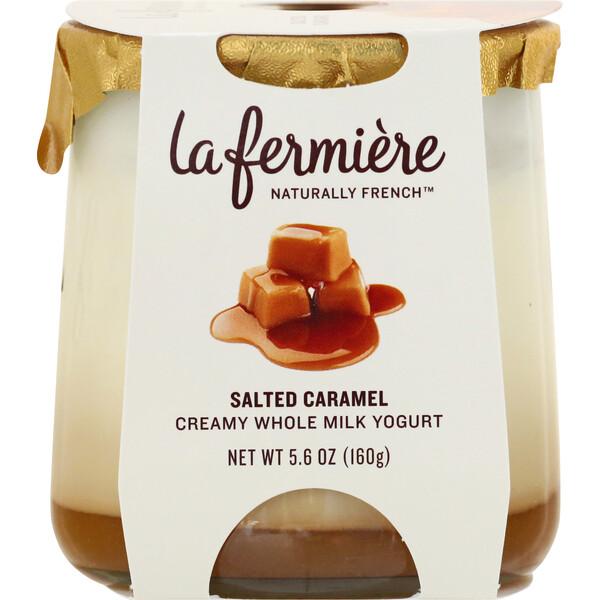 Yogurt, La Fermiere Salted Caramel