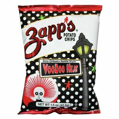 Zapp's Voodoo Heat Chips 2oz