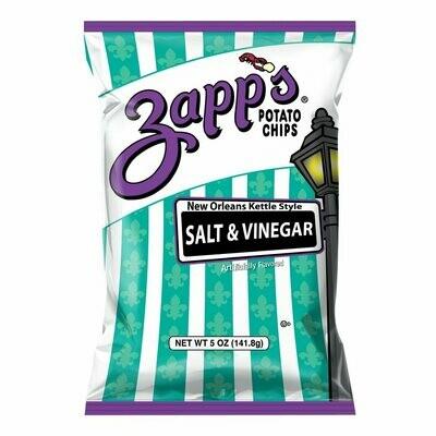 Zapp's Salt Vinegar Chips 2oz