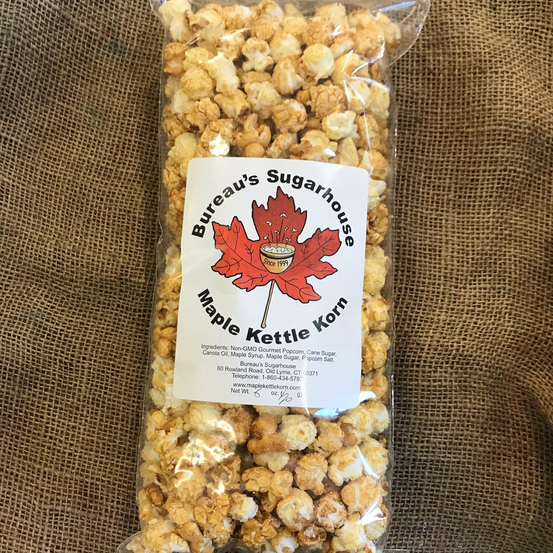 Bureau's Maple Kettle Corn 6oz