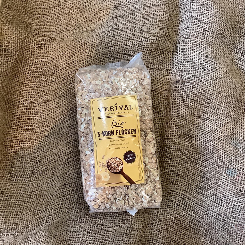 Verival, Five Grain Flakes