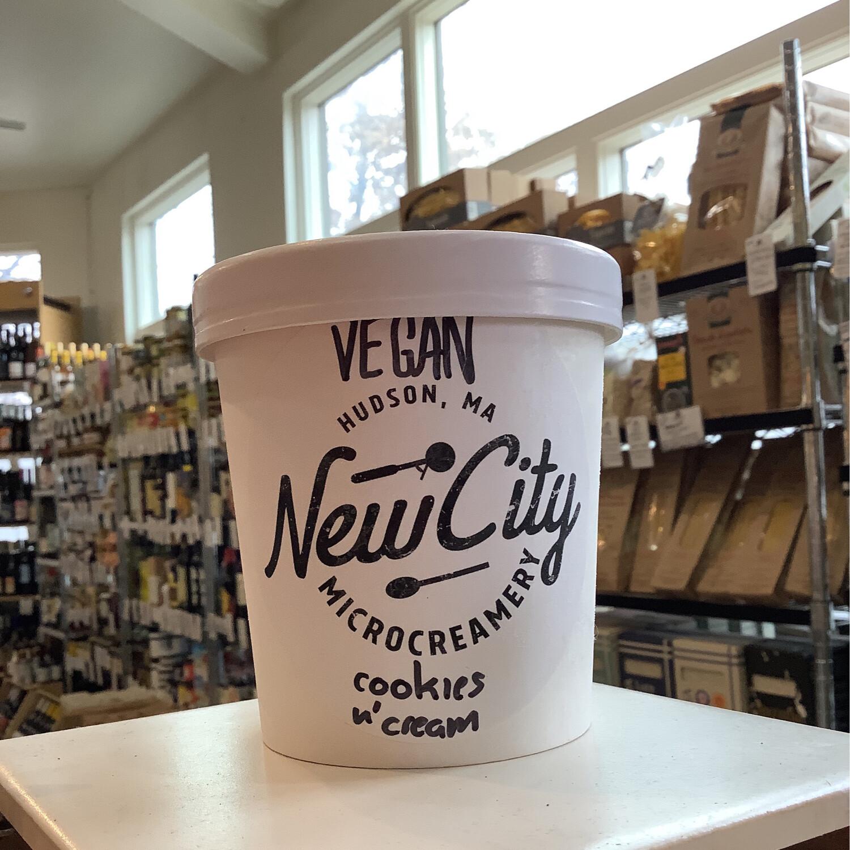 New City Vegan Cookies & Cream