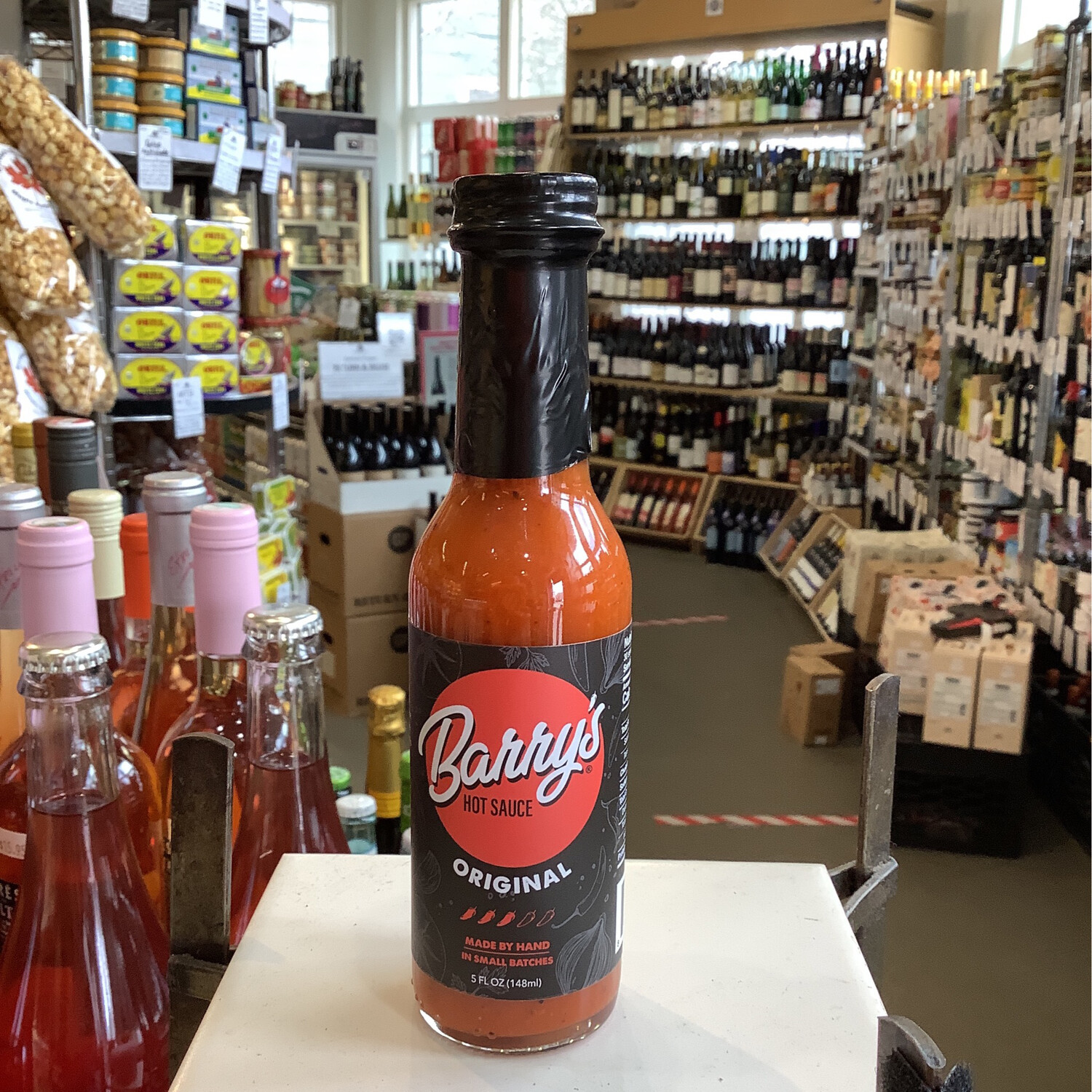 Barry's Hot Sauce Original