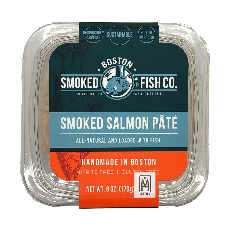Boston Salmon Pate 6oz