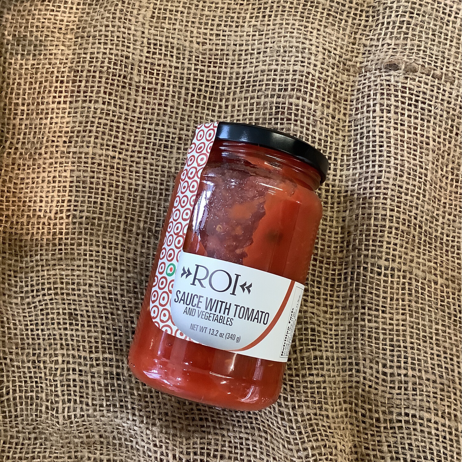 Roi Sauce With Tomato And Veg 340g