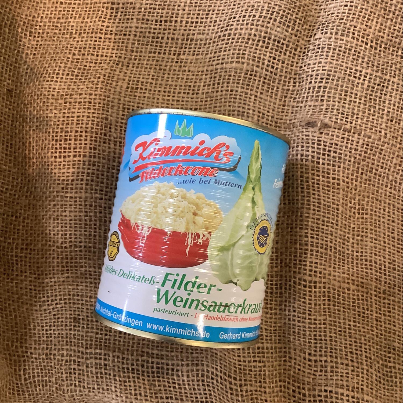 Kimmich's Sauerkraut 580ml