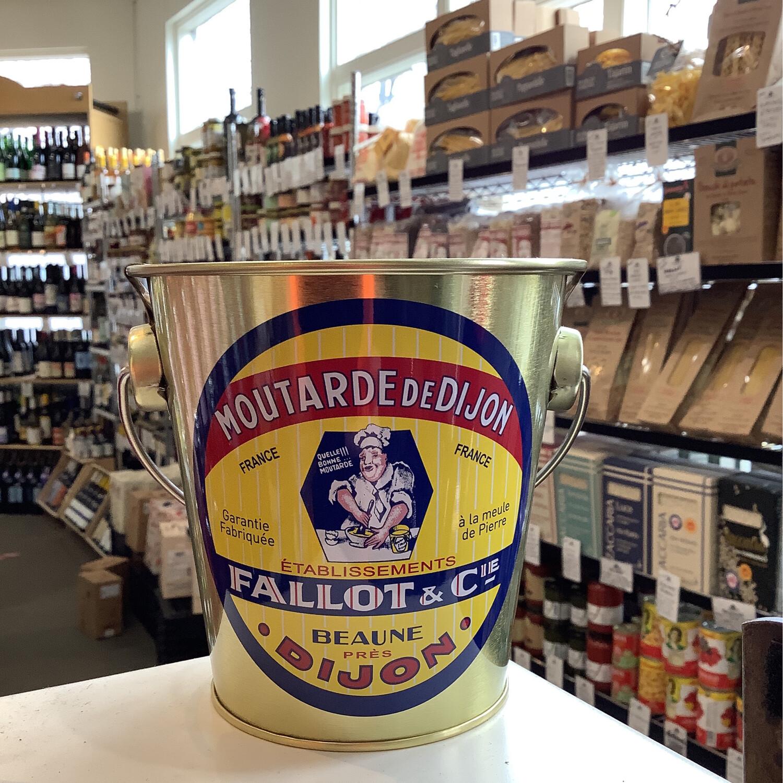 Fallot Mustard Dijon Pail 450g