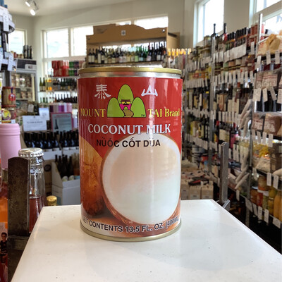 Mount Tai Coconut Milk 13.5oz