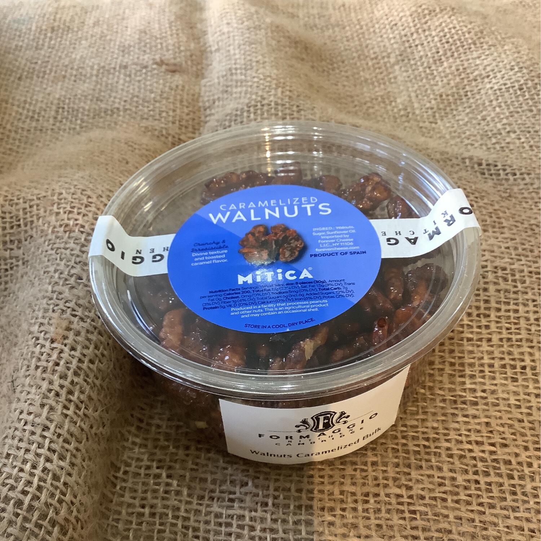 Mitica Caramelized Walnuts - 1/2 pound