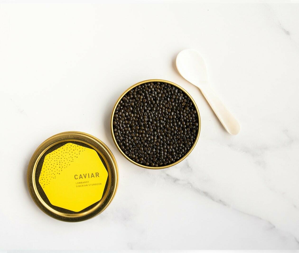 Island Creek Adamas Caviar Siberian 30g