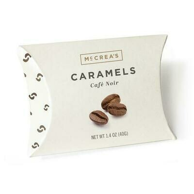 McCreas Caramels Coffee Pillow